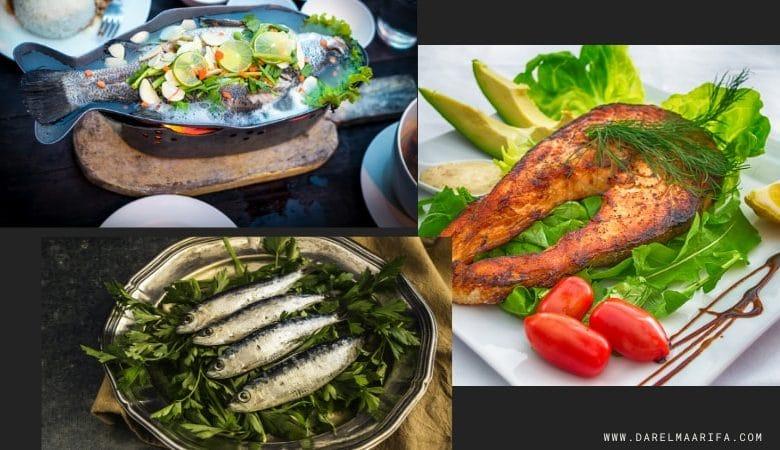 فوائد السمك على صحة الإنسان