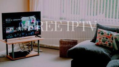 صورة ملف IPTV مجاني