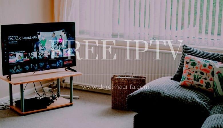 ملف IPTV مجاني